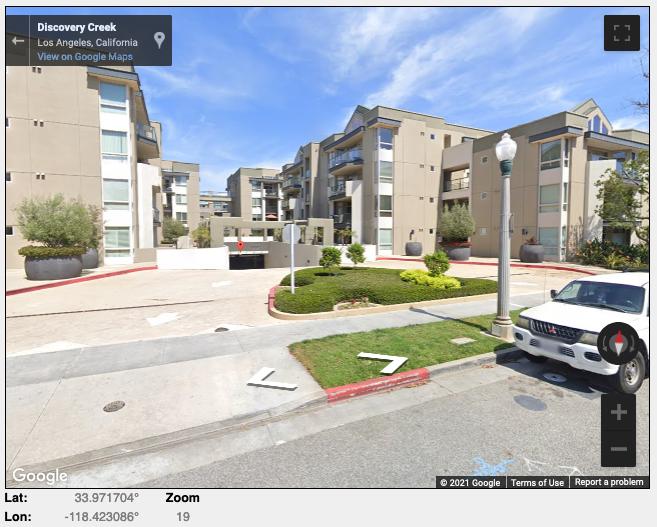 Google Map Streetview